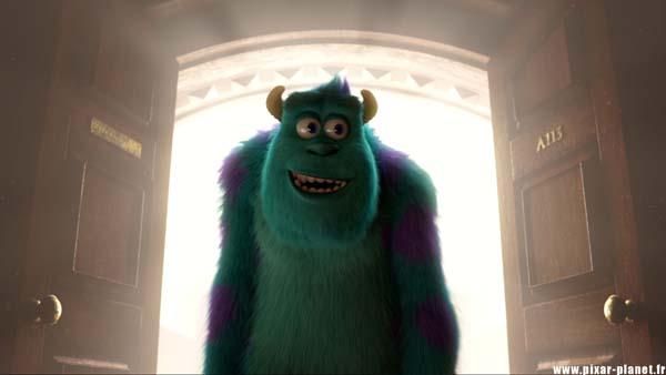 Monster Inc University
