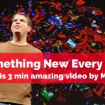 """TED: """"Algo nuevo cada 30 días"""""""